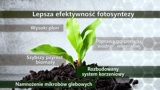Szybka i bezpieczna regulacja odczynu gleby, Wapnowanie, użynianie.