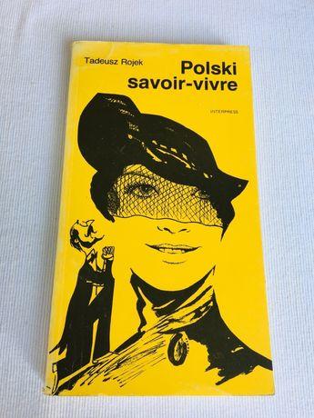 Tadeusz Rojek polski savoir vivre