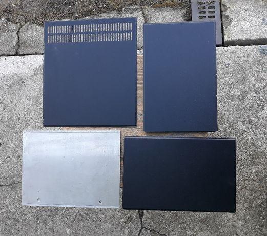 Obudowa+płyta z aluminium do urządzeń elektronicznych-kpl