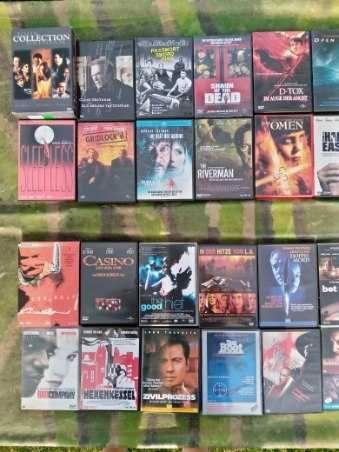 Kolekcja oryginalnych filmów w języku angielskim/niemieckim