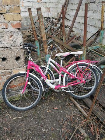 Rowerki w dobrym stanie do poprawek technicznych