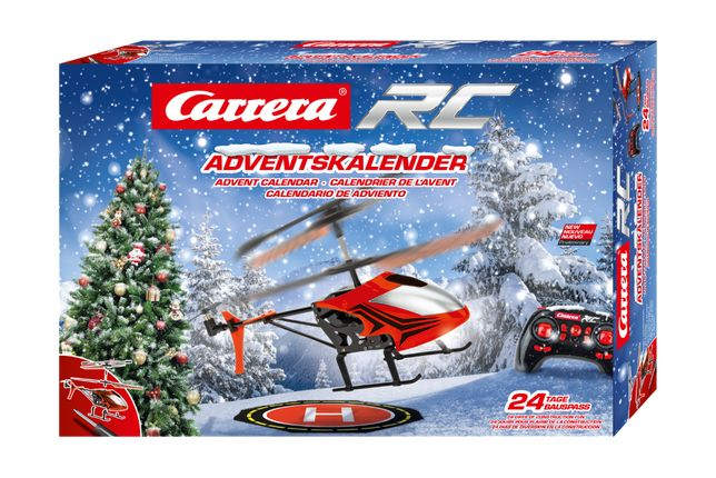 Helikopter na Radio Carrera RC Advent Calendar 2.4 GHz
