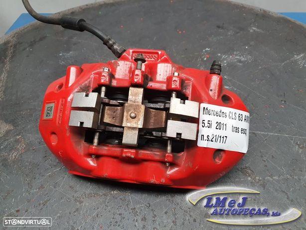 Pinças de travão trás Usado MERCEDES-BENZ/CLS (C218)/CLS 63 AMG (218.374) | 02.1...