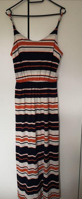 Sukienka maxi używana Słubice - image 1