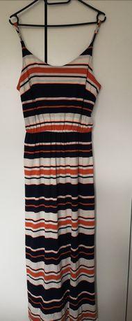Sukienka maxi używana