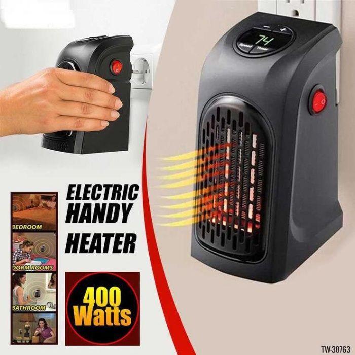 Мини обогреватель 400W Handy Heater Хенди Хитер дуйка тепло вентилятор