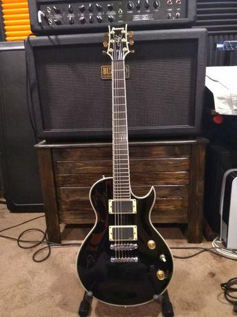 Gitara elektryczna Ibanez ARZ 700 + case (EMG 60/81, blokowane klucze)