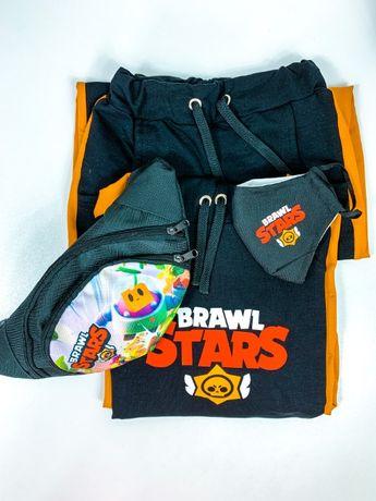 "Набор Brawl Stars Box Бравл Старс Бокс ""Мега Ящик бананка костюм"