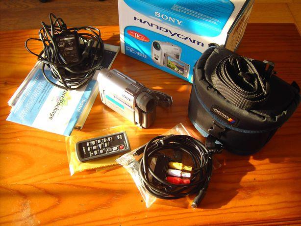 Câmera de vídeo Sony Handycam