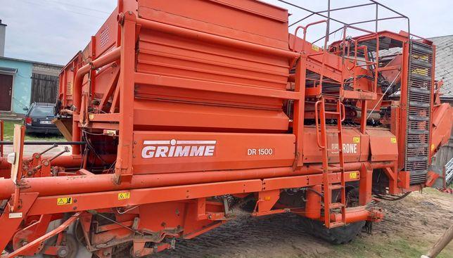 Kombajn Grimme Dr1500