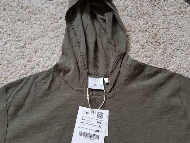 Nowa bluza z kapturem Zara