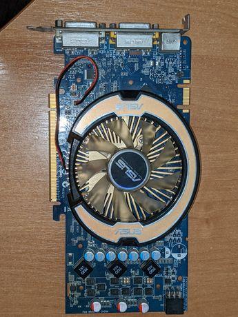 Видеокарта Asus geforce 9600 gt