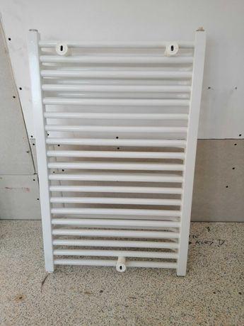 Grzejnik łazienkowy biały 50x95