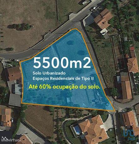 Terreno - 5500 m²