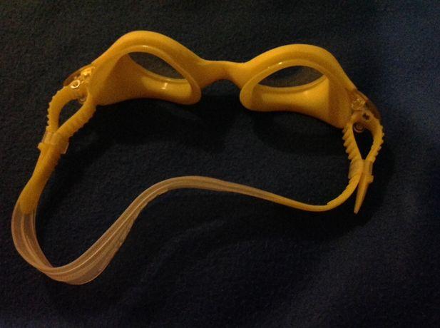 Óculos de natação novos. Nunca usados.