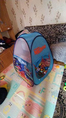 Детский домик палатка