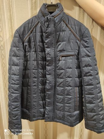Класична осіння куртка