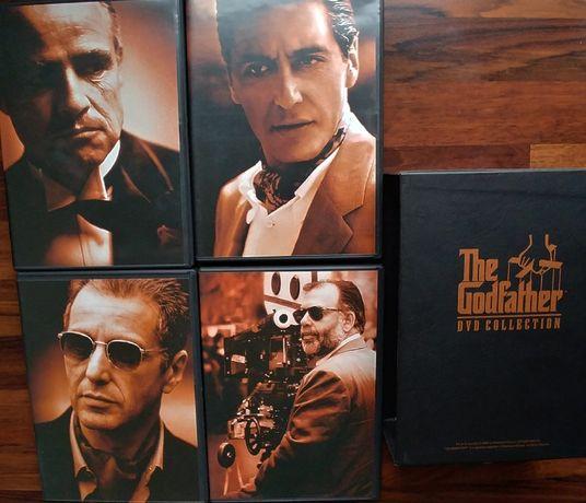 The Godfather / Ojciec Chrzestny Collection BOX
