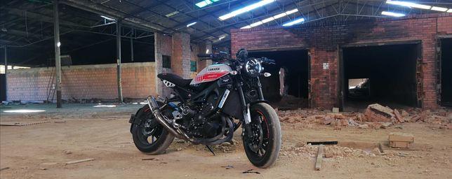Vendo/troco Yamaha xsr 900