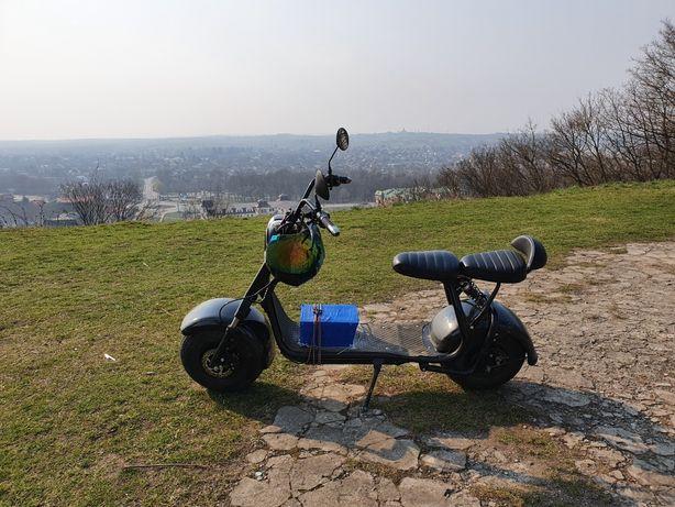 Сити коко скутер