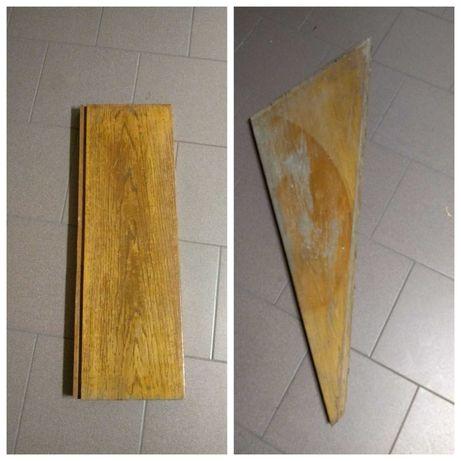 Schody dębowe używane z demontażu - Tanio !