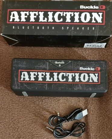 Bluetooth колонка Affliction,оригинал!