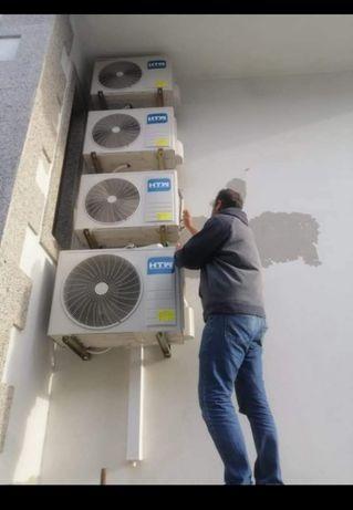 Instalações de ar condicionados