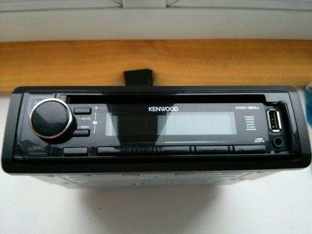 Radioodtwarzacz Kenwood USB aux