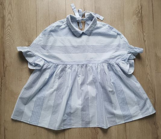 Bluzeczka bluzka koszulka koszula ZARA r. S stan idealny