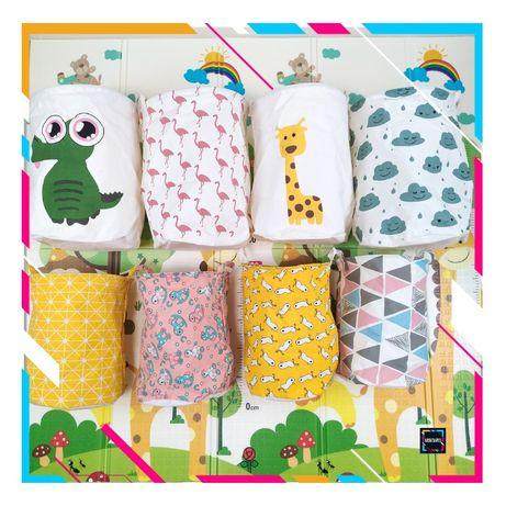 Корзина сумка для игрушек