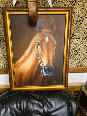 Большая Картина Лошадь