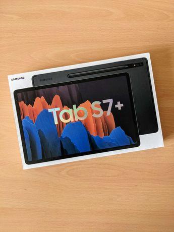 Samsung Galaxy Tab S7 Plus, 128GB, Black, Wi-Fi only (SM-T970NZ)