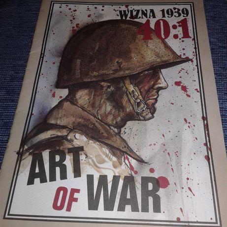 Wizna 1939 Art of war Roskowski