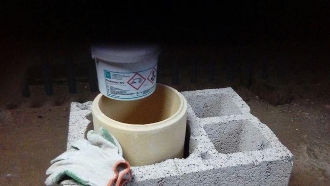 Wkład ceramiczny do komina komin
