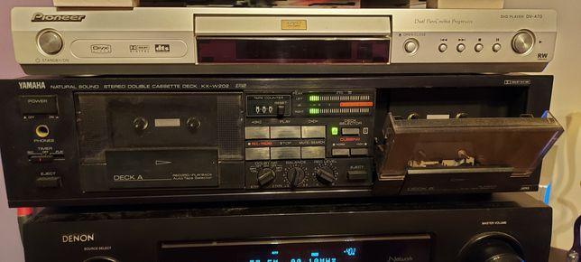 Magnetofon kasetowy YAMAHA KX-W202