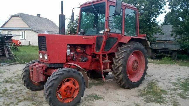 Трактор МТЗ 82 експортний варіант
