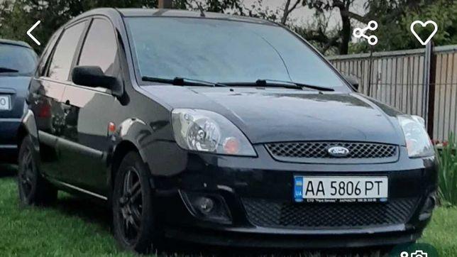 Автомобиль FORD FIESTA (Форд Фиеста ) объём  двигателя - 1,4. Год-2007