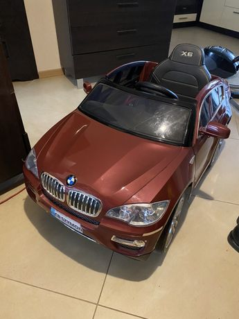 Samochód elektryczny dla dziecka BMW X6