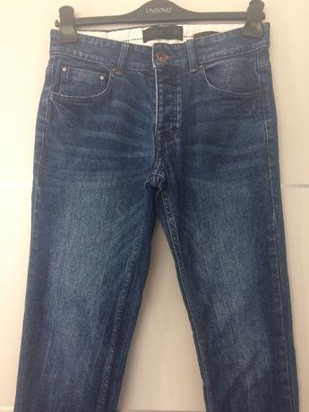 Reserved jeansy cieniowane roz. 29 S