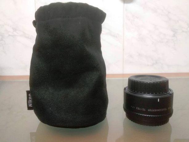 [Novo valor] Conversor Nikon AF-S FX tc-17e II (1.7 X)