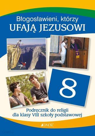 Książka do religii klasa 8