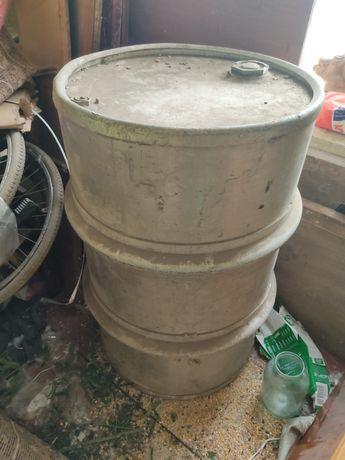 Бочка алюминиевая 200 литров