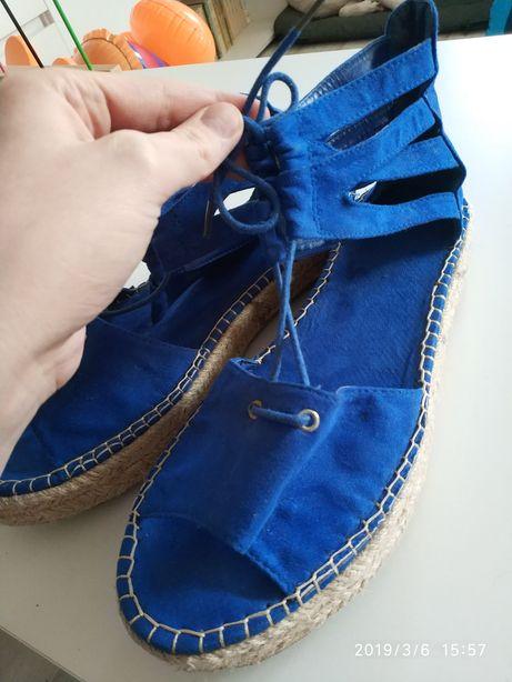 Sandały espadryle new look 9/43
