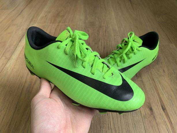 Копочки, бутси Nike JR MERCURIAL Vortex III FG, 38 розмір