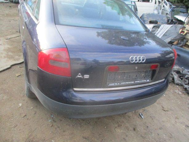 Audi A6 C5 klapa niebieska LZ5T sedan