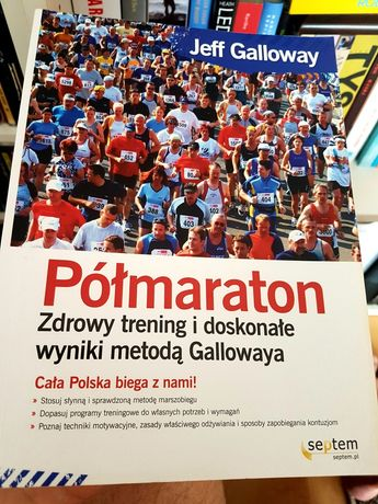 Półmaraton metodą Gallowaya