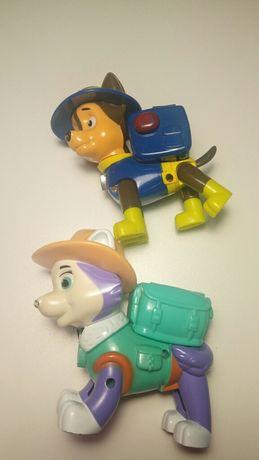 Щенячий патруль, Эверест и Гонщик