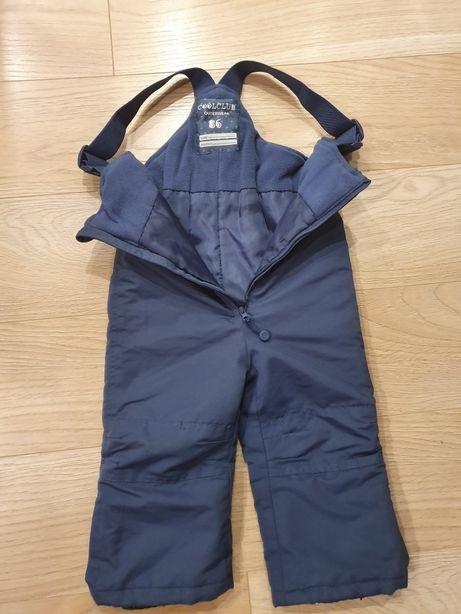 Spodnie zimowe 86