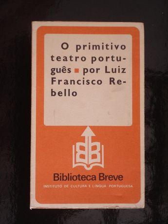 O primitivo teatro português, 2.ª edição