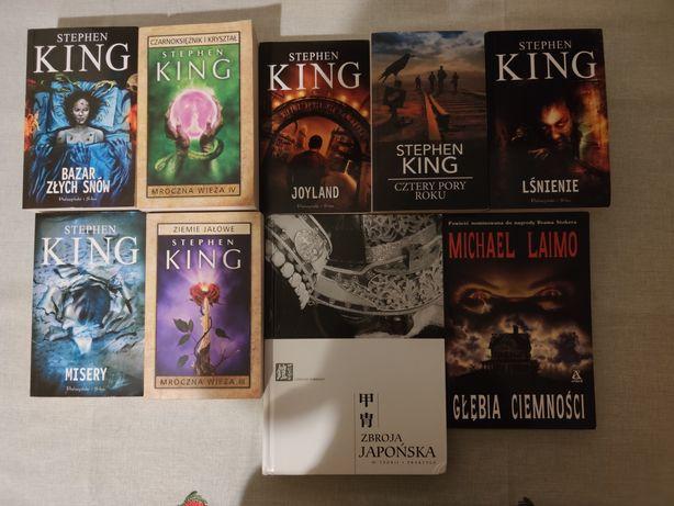 Książki, głównie King